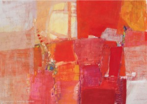 <b>Red Series 4</b><br/>30 x 22<br/>Sold<br/>