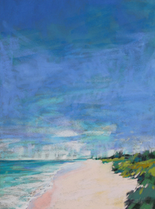 <b>Turquoise Waters VII</b><br/>16 x 22<br/><br/>