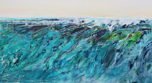 <b>Wave 7</b><br/>28 x 16<br/>Sold<br/>