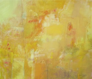 <b>Yellow Series 14</b><br/>20 x 18<br/>Sold<br/>